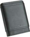 Adorini leather case black (3-5 cigarer)