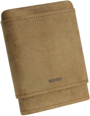 Adorini leather case brown (3-5 cigarer)